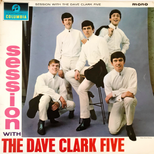 Dave Clark Five (The) - Session With The Dave Clark Five (LP) (G-VG/G-VG)
